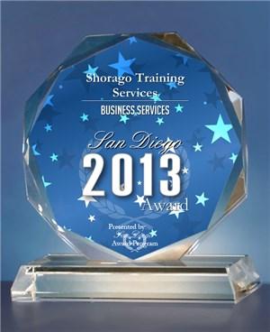 Shorago Training Services, San Diego Business Award